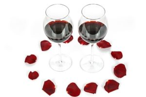 Wine gifts for Valentines day